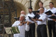 Koncert Pražský smíšený sbor + Jaroslav Svěcený