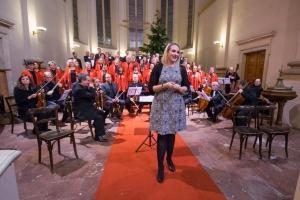 Vánoční benefiční koncert pro Nadaci Archa Chantal